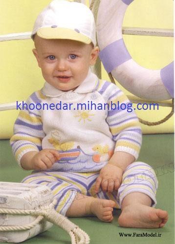 عکس لباس نوزادی و کودکی پسرانه و دخترانه