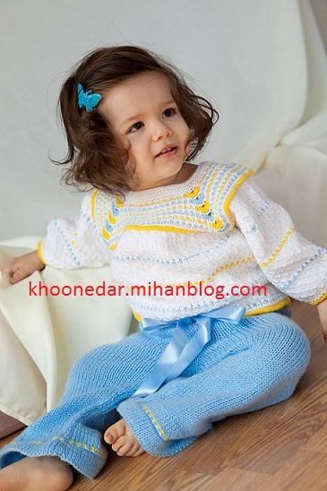 تصویر لباس کودک نوزاد جدید