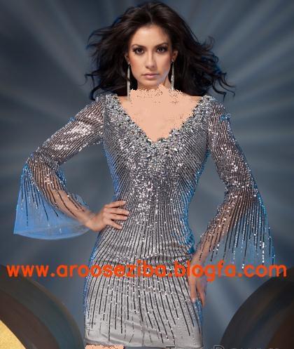 دانلود جدیدترین لباس کندوره دانلود جدیدترین ها - مدل جدید لباس مجلسی کوتاه و بلند 2013