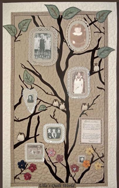 درخت تصاویر خانواده