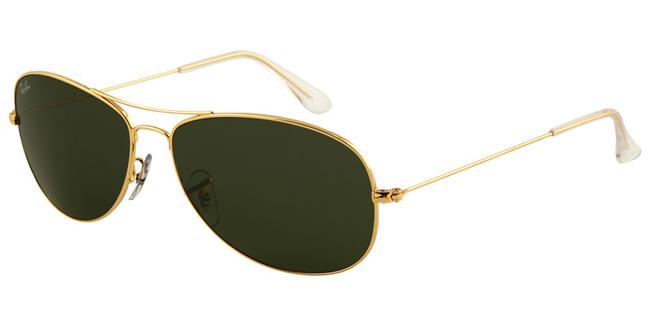 خرید عینک ریبن طلایی اسپرت