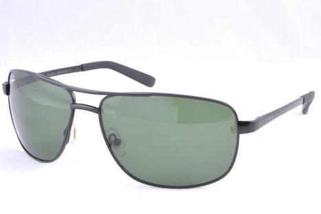 خرید عینک ریبن مشکی 3281 مدل 2012