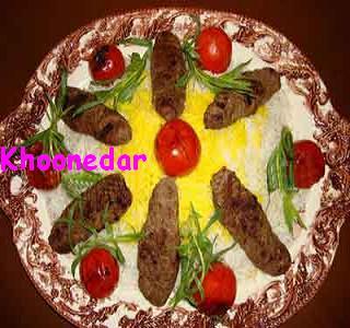عکس کباب،طرز تهیه کباب،دستور پخت،grilled Kebab Picture