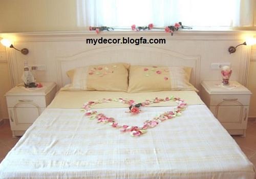 عكس اتاق خواب عروس