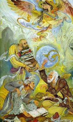 مقالات ادبي: تفألي به ديوان حافظ