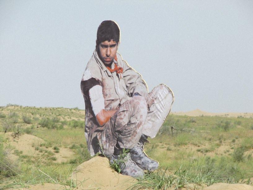 48  معرفی منطقه عملیاتی فکه ( فکه ، سرزمینی رملی ، با شن های روان )