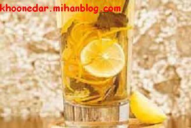 لیموناد زمستانی, درست کردن لیموناد زمستانی, طرز تهیه لیموناد, مواد لازم برای تهیه لیموناد زمستانی, شربتی برای سرماخوردگی, درست کردن لیموناد, سایت آشپزی, آموزش آشپزی, درست کردن انواع شربت