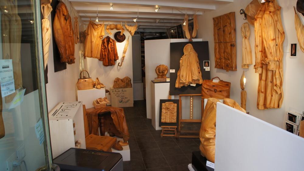 صنایع چوبی در ونیز