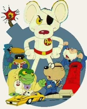 کارتون کاراگاه موشه