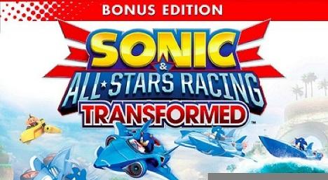 دانلود آپدیت 3-4 بازی Sonic and All Stars Racing Transformed