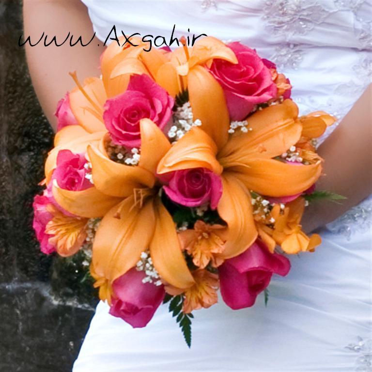 Perfect Wedding Bouquet جدید ترین دسته گل های عروس 2013