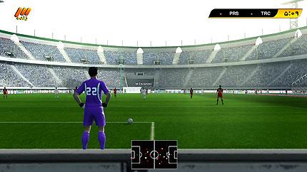 بازی لیگ برتر 91-92 PES2013