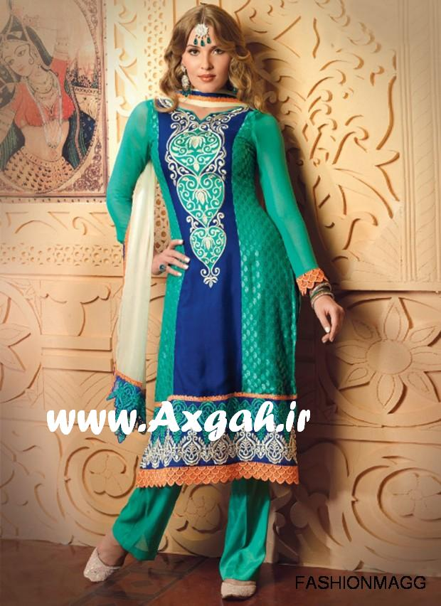 pakistani indian salwar kameez 2012 13 pakistani dress by indian designers 3 مدل های لباس هندی 2013