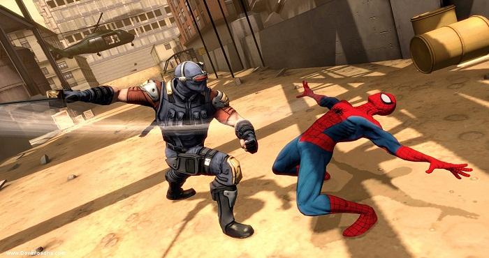 خرید بازی مرد عنکبوتی