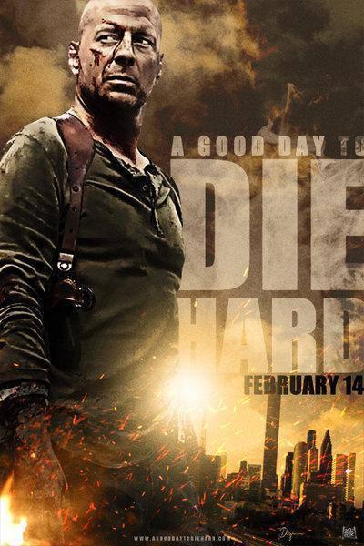 دانلود فیلم A Good Day to Die Hard با کیفیت خوب – CAMRip فیلم جان سخت
