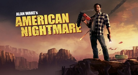 دانلود بازی Alan Wakes American Nightmare برای PC