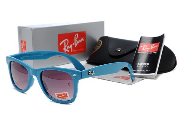 خرید عینک ویفری آبی مدل ریبن