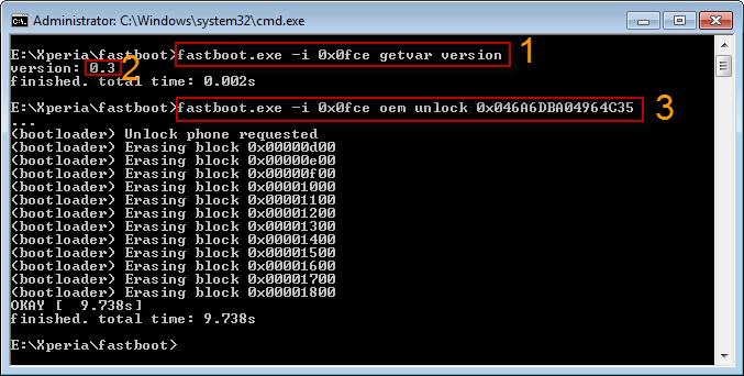 آموزش آنلاک بوت لودر Sony Xperia از طریق سایت رسمی – Sony Xperia Unlock Bootloader