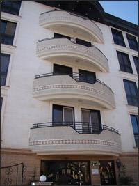 طرح های مختلف نمای ساختمان