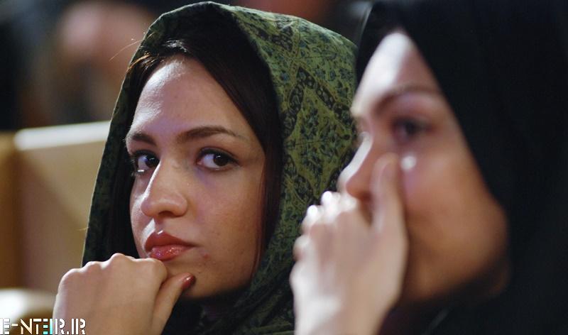 گلاره عباسی در جشن درخت دوستی هنرمندان