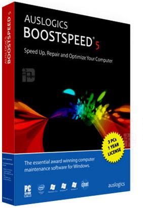 دانلود برنامه  Ausl_ogics BoostSpeed بهینه سازی رایانه