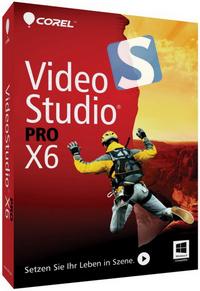 دانلود نرم افزار میکس آسان Corel_VideoStudio x6 آخرین نسخه