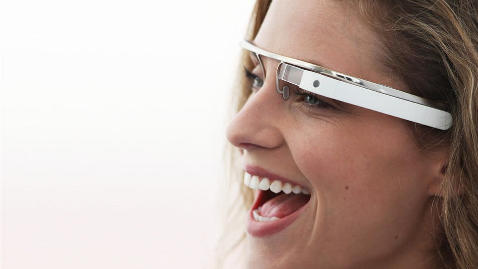 عکس عینک گوگل