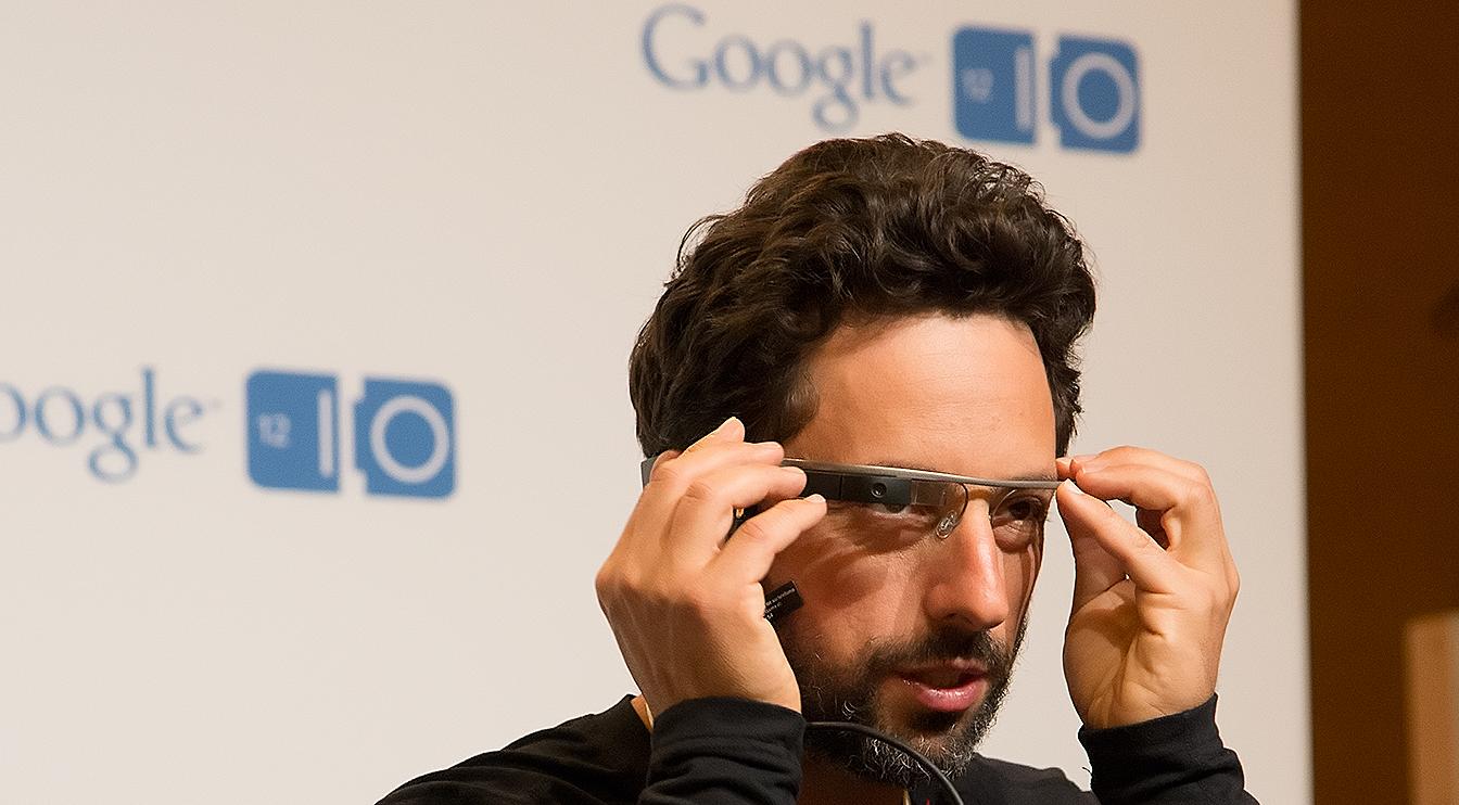 عینک google
