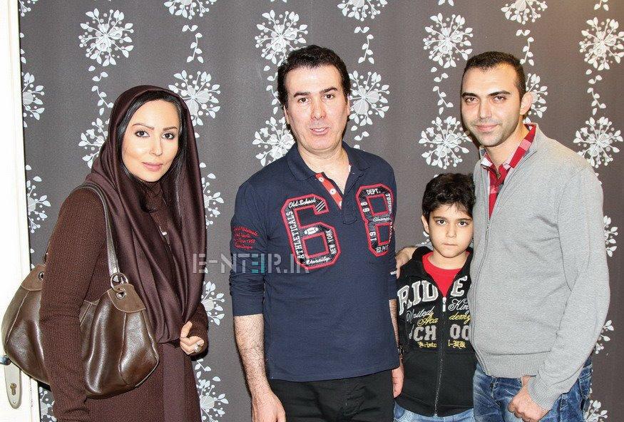 عکس جدید پرستو صالحی در کنسرت رحیم شهریاری