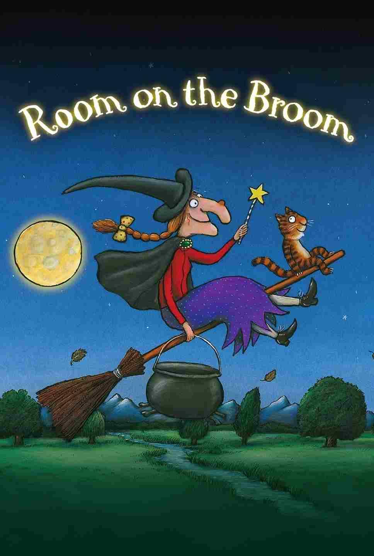 انیمیشن Room on the Broom 2012