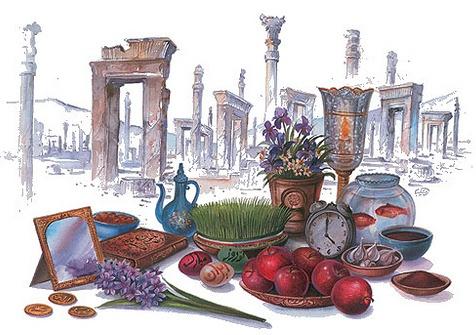 نوروز باستانی - ancient norooz