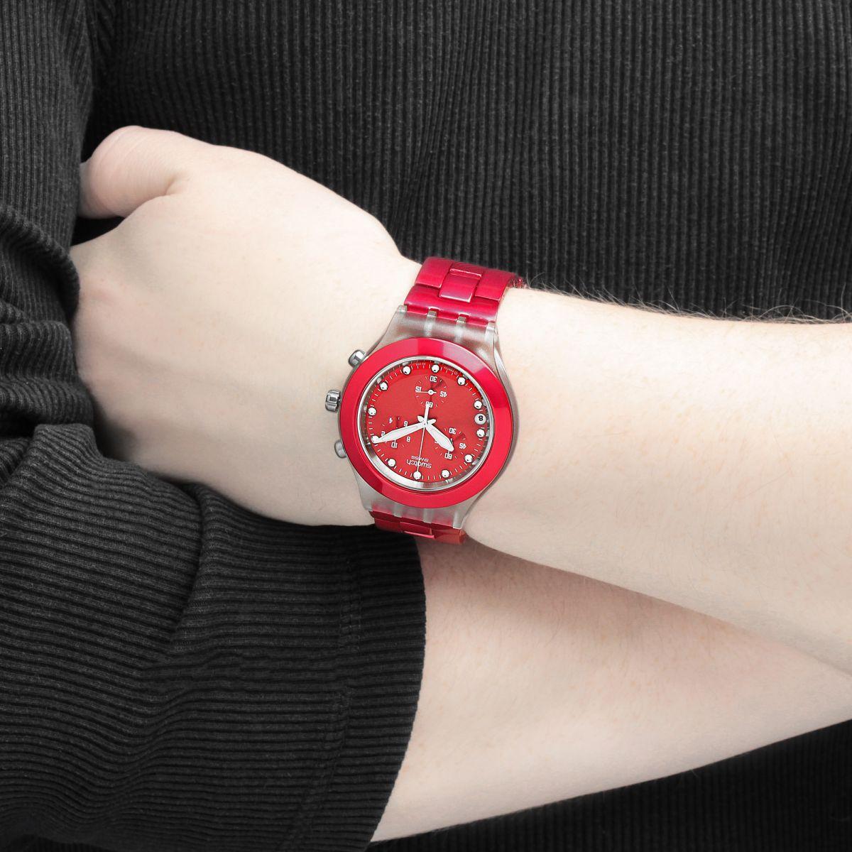 مدل ساعت سواچ