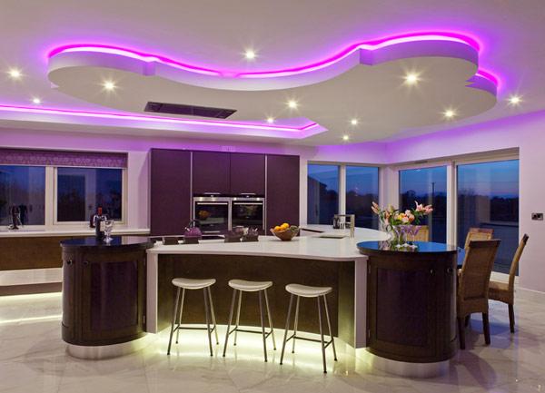 نمونه کار طراحی آشپزخانه
