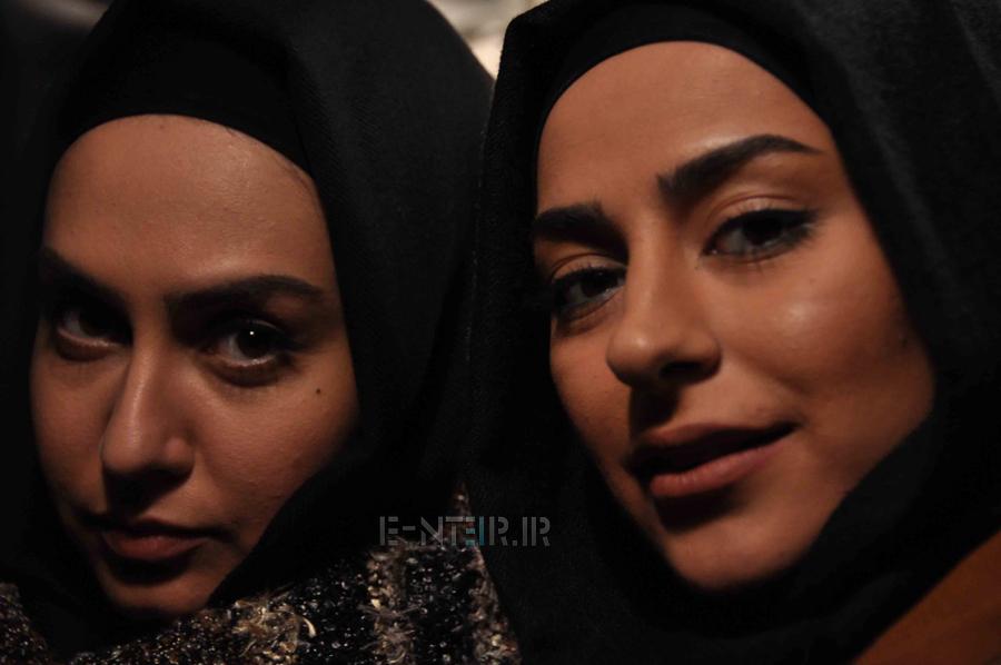 عکس جدید مریم خدارحمی و سمانه پاکدل