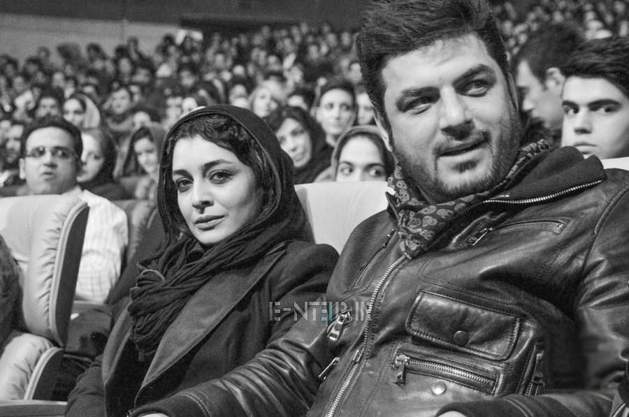 عکس جدید ساره بیات و سام درخشانی