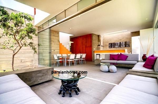 طراحی نمای ساختمان