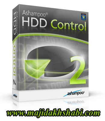 نرم افزار کنترل و افزایش سلامتی هارد دیسک