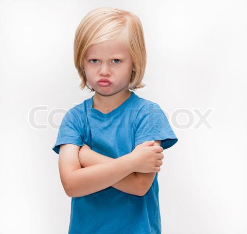 عکس+کودک+عصبانی