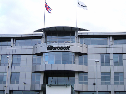 Microsoft Europe - مایکروسافت اروپا