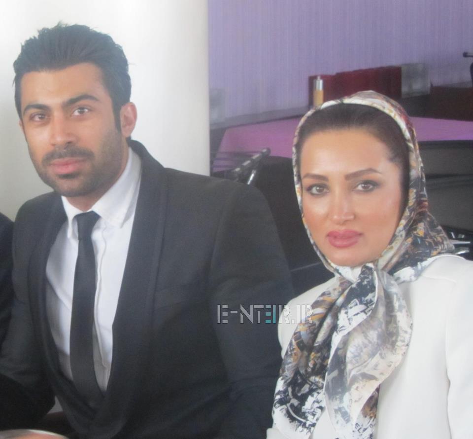 جدید ترین عکس های  روناک یونسی و همسرش محسن میری