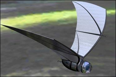 ساخت کم وزن ترین و کوچک ترین ربات پرنده در ایران+عکس