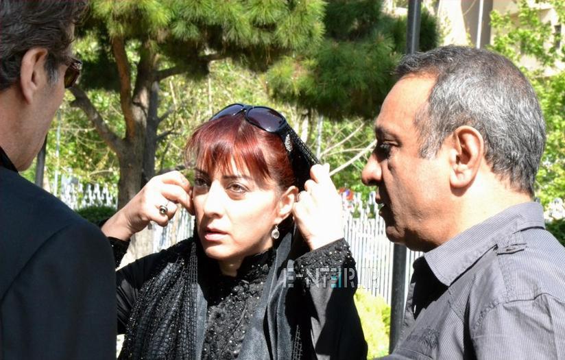 عکس جدید حمیرا ریاضی و همسرش علیرضا اسیوند