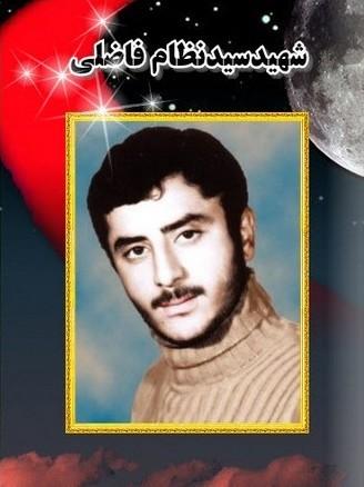 زندگینامه شهید سید نظام فاضلی نیاکی
