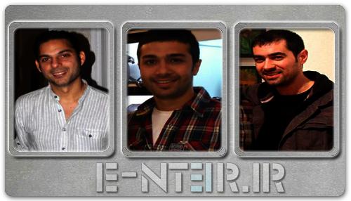 جدید ترین عکس های بازیگران مرد ایرانی