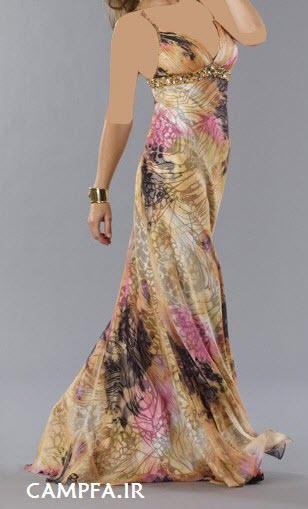 مدل جدید لباس مجلسی و شب ایتالیایی - www.campfa.ir