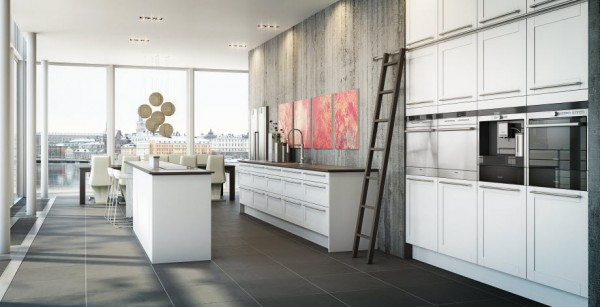 18 طرح آشپزخانه از ماربودال