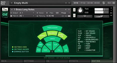 دانلود وی اس تی سازهای ارکسترال Project Sam Orchestral Essentials