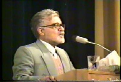 دانلود سخنرانی دکتر حسین محمدزاده صدیق در دانشکده فنی دانشگاه تهران