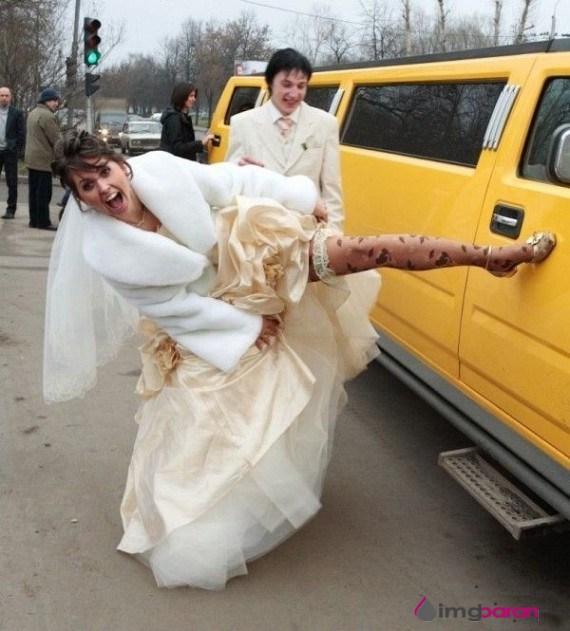 عکس زیباترین عروس
