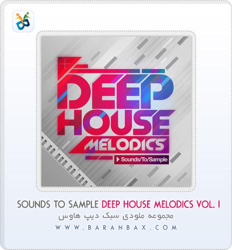 دانلود لوپ ملودی Deep House Melodics Vol 1
